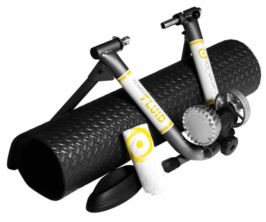 Cycleops Tempo Fluid Turbo Trainer Review 2015 - 2016