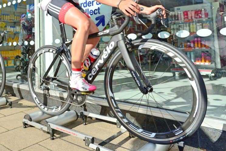 Are There Benefits To Using a Turbo Trainer