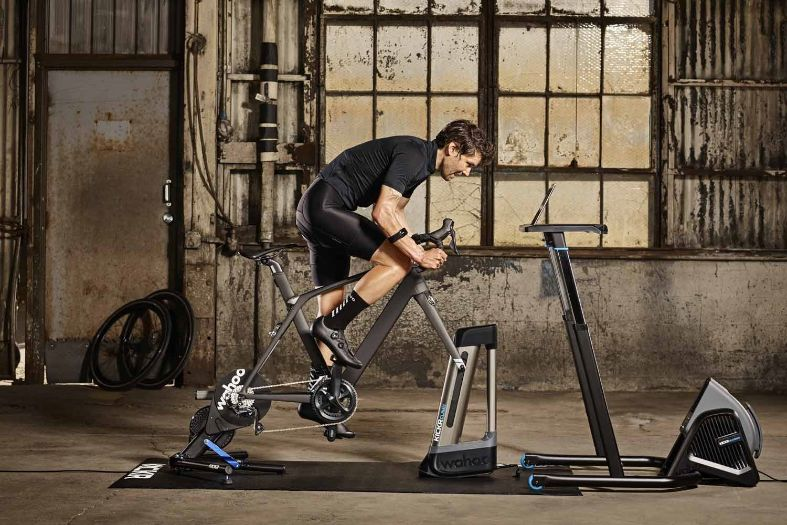 Beginner Workout To Use a Turbo Trainer With