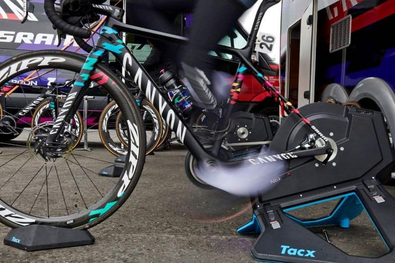 Common Issues With Turbo Trainers & Carbon Bikes