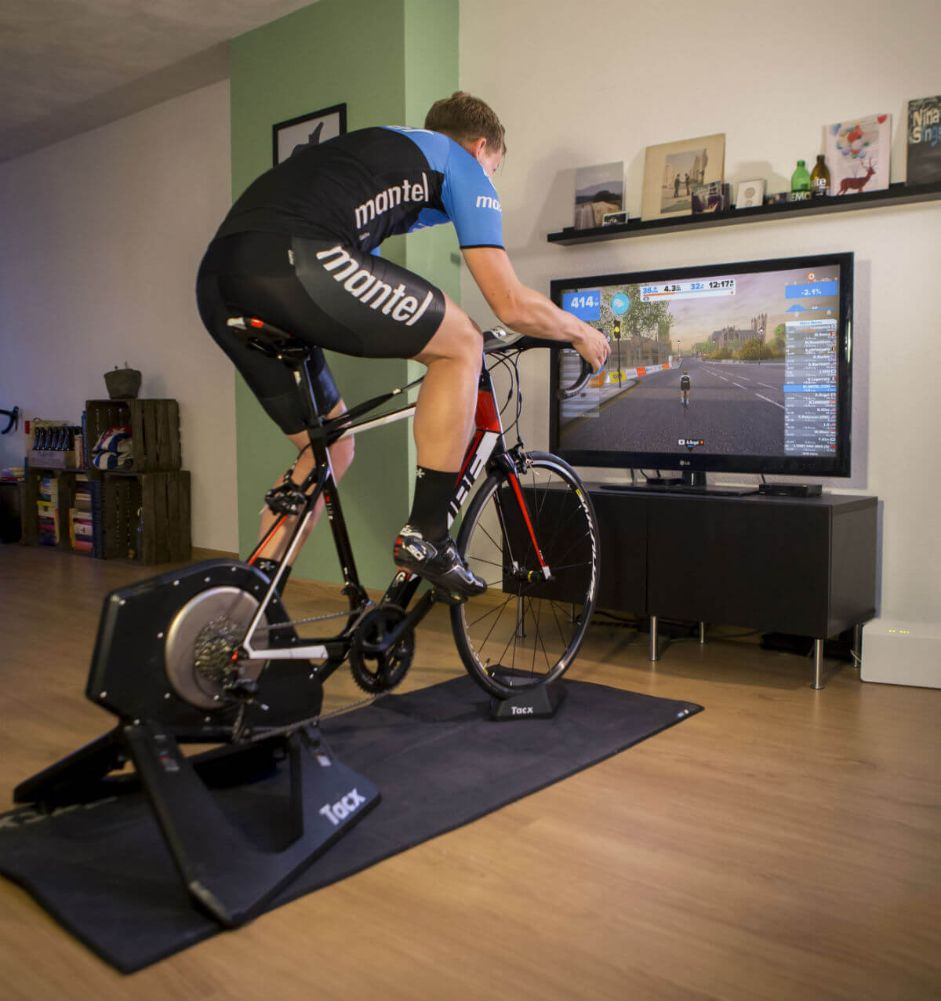 How Can a Turbo Trainer Help Me Lose Weight